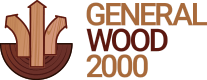 General Wood 2000 - Logo Footer